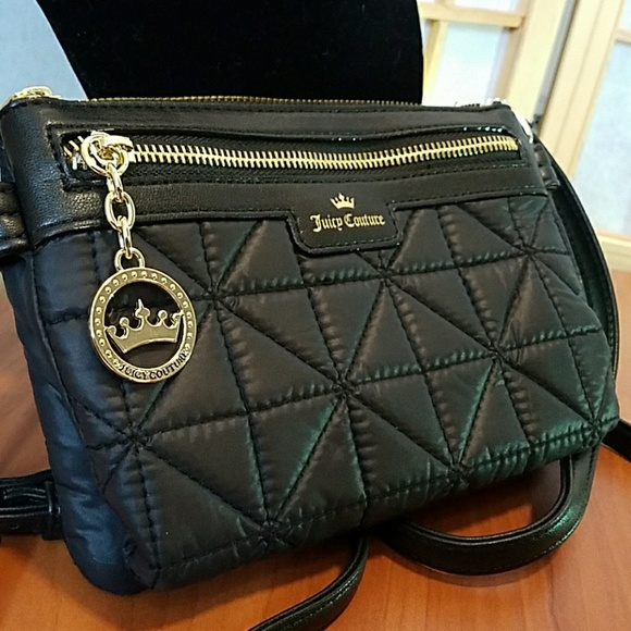 FINAL PRICE Juicy Quilted Crossbody c0b33f03b